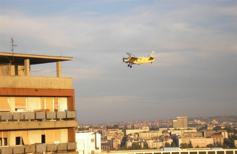 Од утре ако не врне прскање против комарци во Скопје