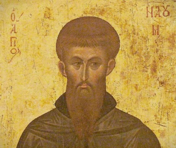 Денеска е Св.Наум Охридски Чудотворец, исцелител и просветител на македонскиот народ