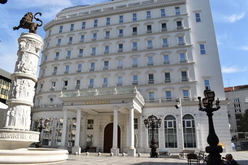ВМРО-ДПМНЕ: СДСМ се плаши да се соочи со граѓаните на парламентарни избори