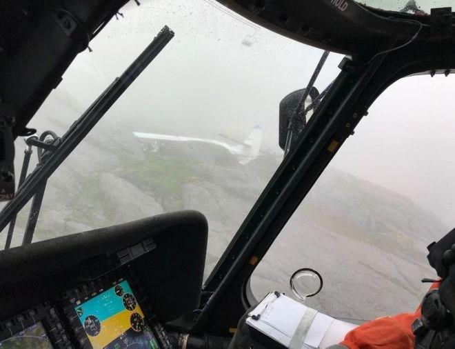 Авион падна на Алјаска (ФОТО)