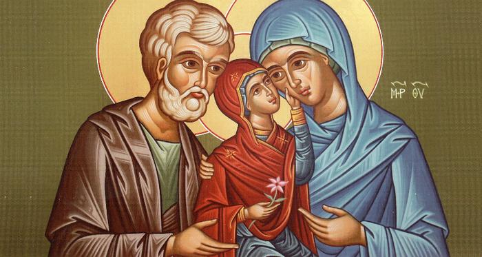 Зошто имињата на родителите на Богородица ги нема во Библијата?