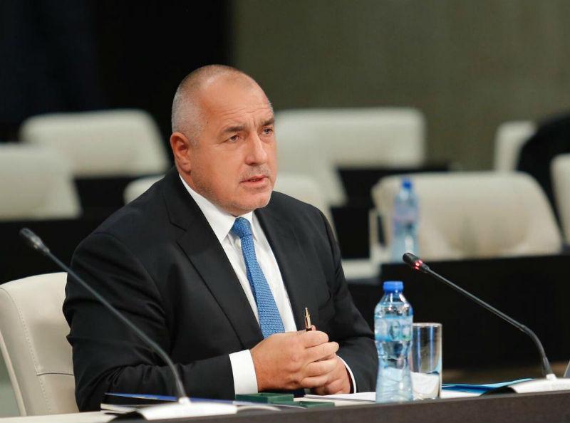 Борисов: Го поддржуваме почетокот на преговори со Северна Македонија и Албанија