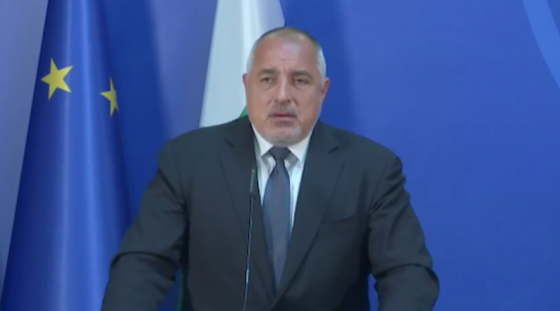 Борисов: Јас и Каракачанов го поддржуваме членството на Македонија во ЕУ и НАТО