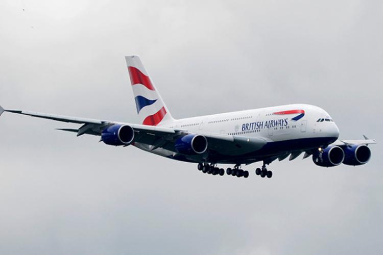 Се расипал моторот: Британски авион принудно слетал во Баку