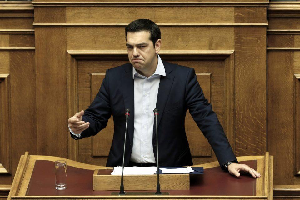 Ципрас: Горди сме на Договорот од Преспа