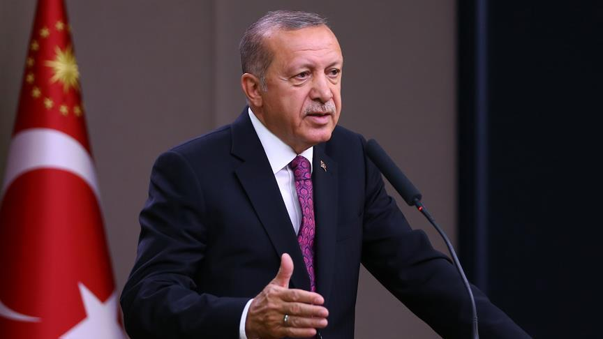 Ердоган: Турција за неколку дена ќе започне војна