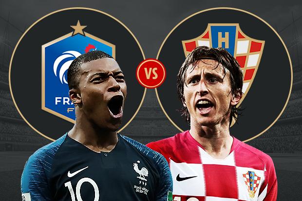 Финале: Кој ќе стане првак на светот – Хрватска или Франција?