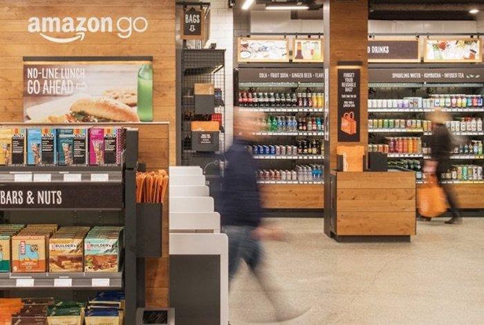 Амазон отвора уште една дигитализирана продавница без продавачи
