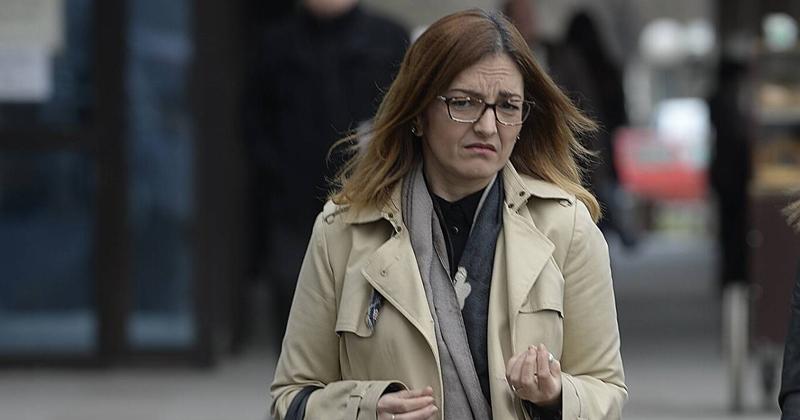 Седницата за казната на Јанкулоска одложена – адвокатите не дојдоа