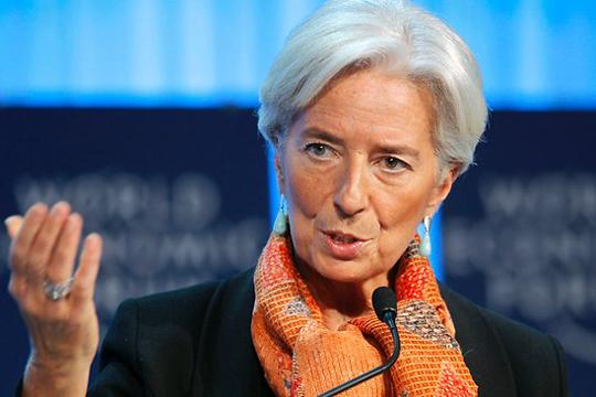 Лагард: Убедена сум дека борбата против климатските промени мора да биде главен приоритет на ЕЦБ