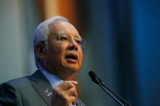 Уапсен е доскорешниот премиер на Малезија