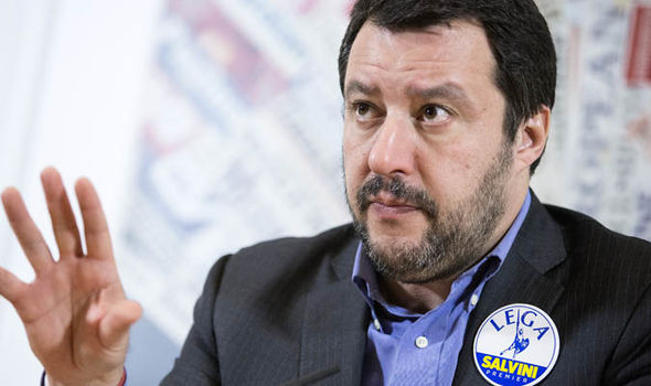 Салвини: Италија нема да прима мигранти назад од Германија