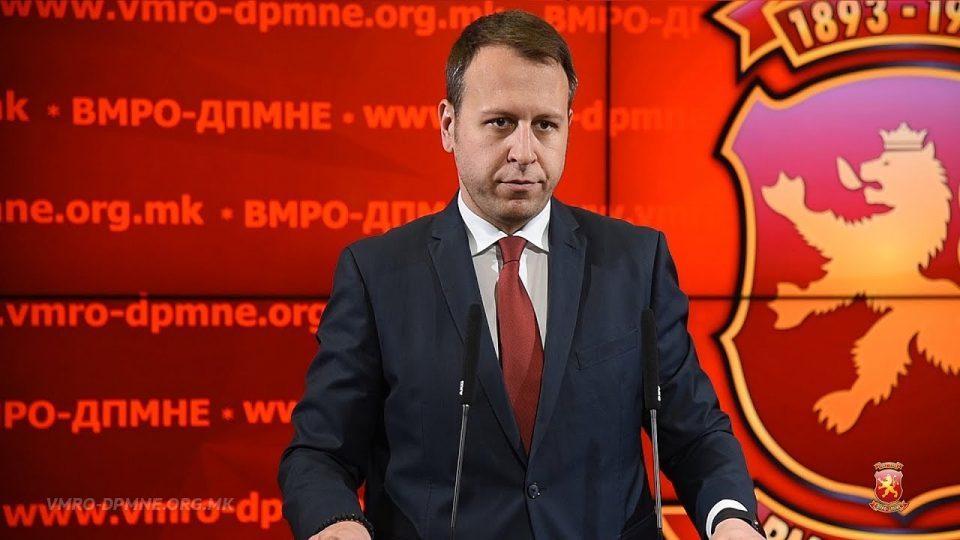 Од денес ВМРО-ДПМНЕ ја почнува акцијата ЛЕТО ЗА МАКЕДОНИЈА – 1.500 тимови на партијата ќе допрат до секој еден граѓанин