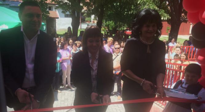 Во Кавадарци е отворен нов објект за згрижување на предучилишни деца