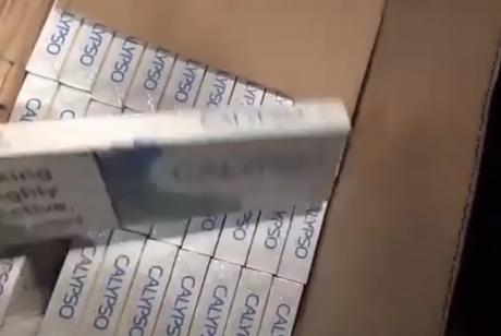 МВР со видео од акцијата во струмичко, во која беше уапсен градоначалникот (ВИДЕО)