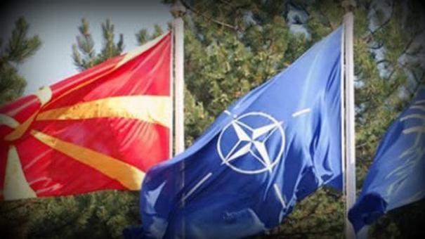 Знамето на НАТО ќе биде подигнато на платото пред Влада
