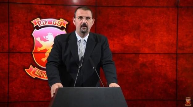 Стоилковски: Заев мора да сноси кривична одговорност за повикот до бизнисмените да ги наградат работниците за референдумот