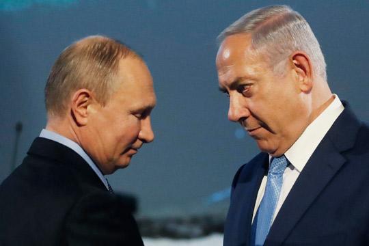 Нетанјаху и Путин ќе разговараат за регионалните конфликти
