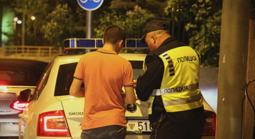 Викендов 24 сообраќајки во Скопје