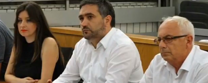 Сеад Кочан е примен во болница