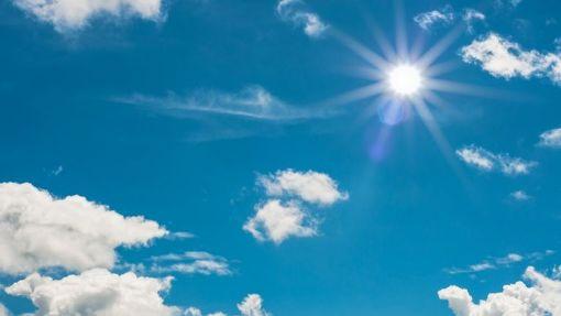 Времето денеска сончево со повремено засилен северозападен ветер