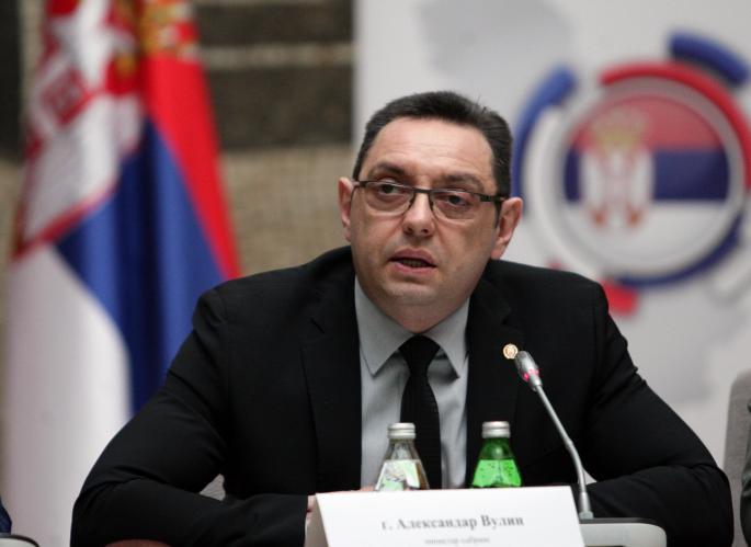 Вулин до Заев: Нема Косово и Србија, туку само Србија