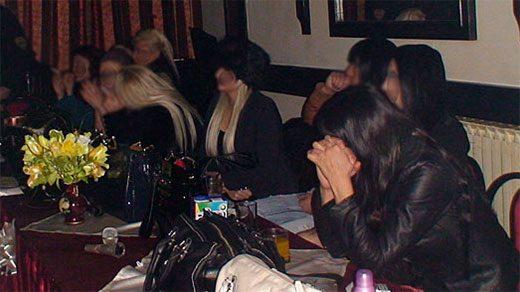 Затекнати 11 танчерки и 23 гости во локал во Охрид кој не ги почитувал мерките
