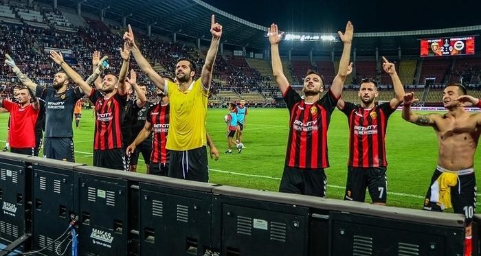 Вардар се збогува од Лига Европа