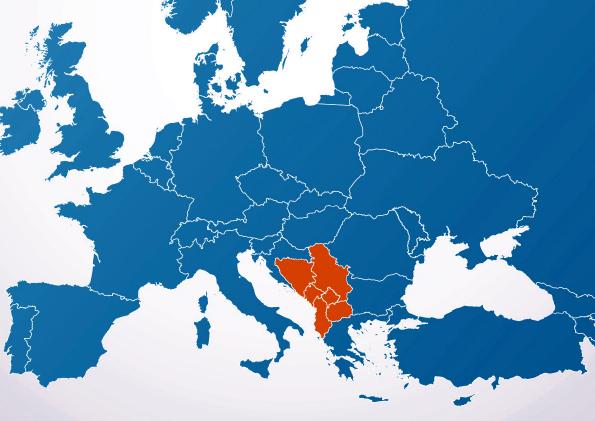 Вакцинацијата против Ковид-19 за Западен Балкан во првиот квартал од 2021 година