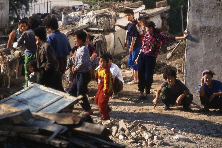На Северна Кореја и се заканува опасност од глад