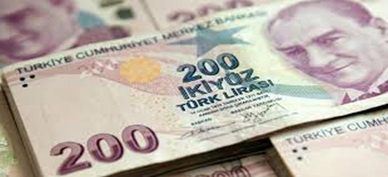 Турската лира порасна за 6% во однос на вчера