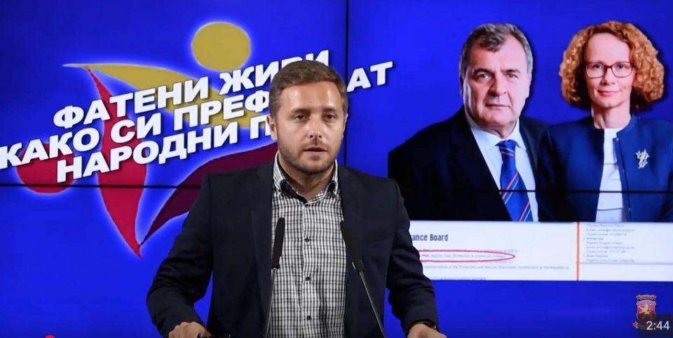 (Видео) Арсовски: Молкот кај Шекеринска и нервозата кај Шапуриќ покажуваат дека се фатени живи