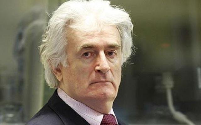 Хаг ја потврди пресудата за доживотен затвор на Радован Караџиќ