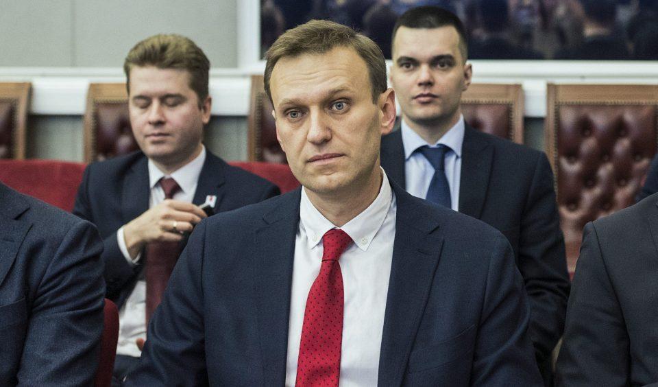 Судењето на Навални одложено за 5 февруари