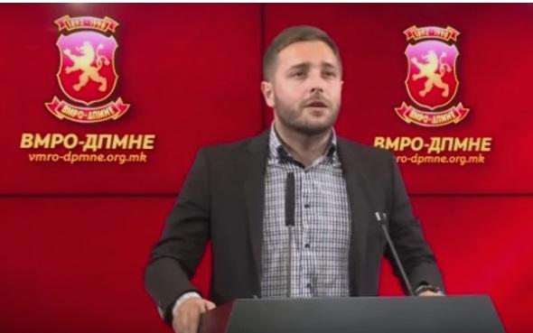 (ВИДЕО) Арсовски: Зошто СДСМ крие неколку стотици илјади евра за реклами на социјални мрежи и од каде им се?