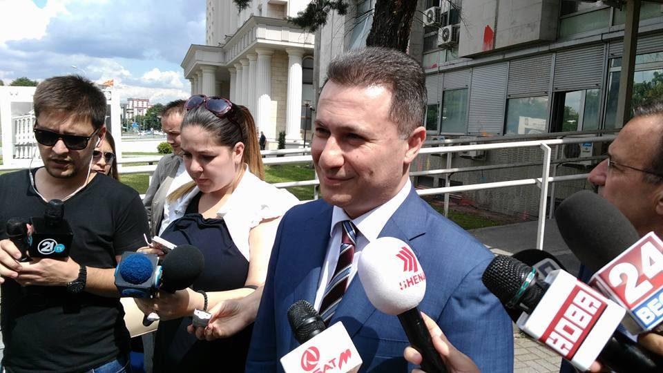 (Видео) Системот АКМИС е злоупотребен и во Апелација во кривичниот предмет против Никола Груевски?