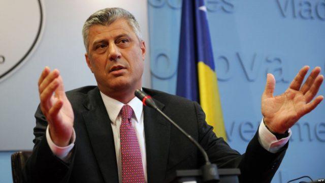 Тачи: Одлуката на ЕУ за Балканот може да доведе до нови конфликти