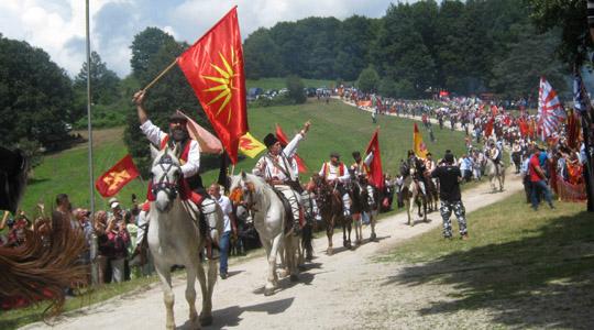 Илинден ќе се слави на Мечкин Камен со македонски, но и албански ора и песни