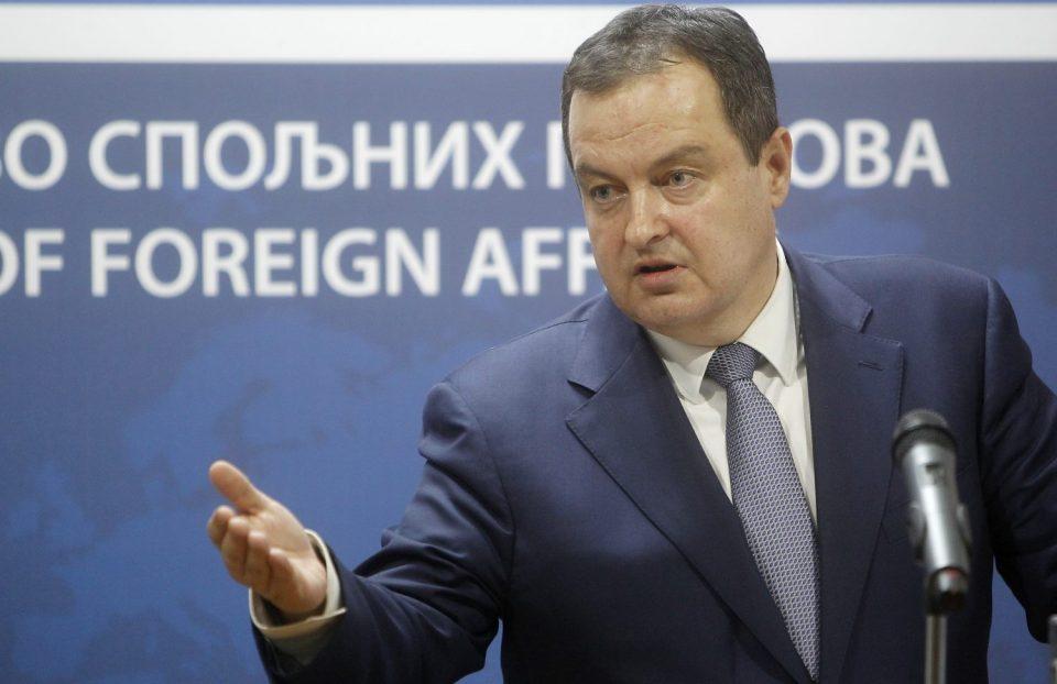 Дачиќ се закани: Ќе поднесам оставка ако Косово влезе во Интерпол