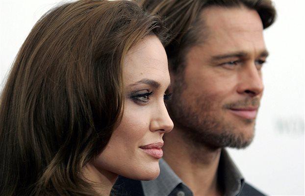 Анџелина Џоли поднела формално барање за развод со Бред Пит