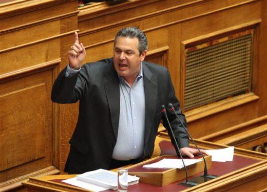 Каменос бара референдум за Договорот од Преспа