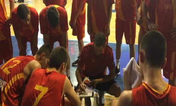 Македонија ја совлада Белгија на ЕП за кошаркари до 16 години
