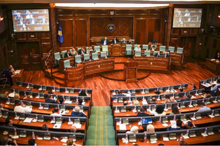 Косовското собрание се распушта на 22 август – оди на вонредни избори