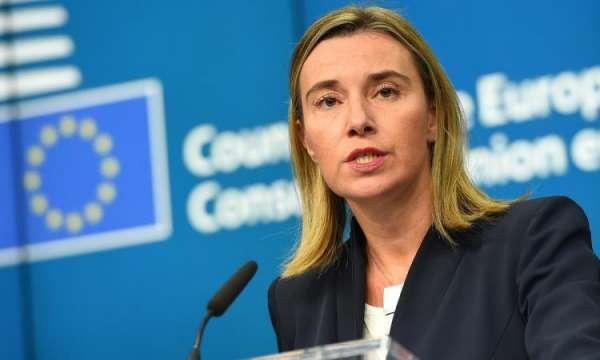 Mогерини: ЕУ ќе продолжи да работи на зачувувањето на нуклеарниот договор со Иран