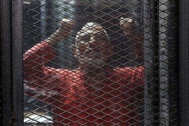 Доживотен затвор за лидерот на Муслиманското братство