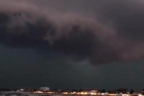 На северот од земјата големо невреме – се отвори небото, има и повредени (ВИДЕО)