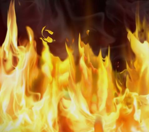 Пожар во комуналното претпријатија во Кочани, направена сериозна материјална штета