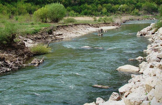 Намален е водостојот на сите реки каде што се вршат мерења