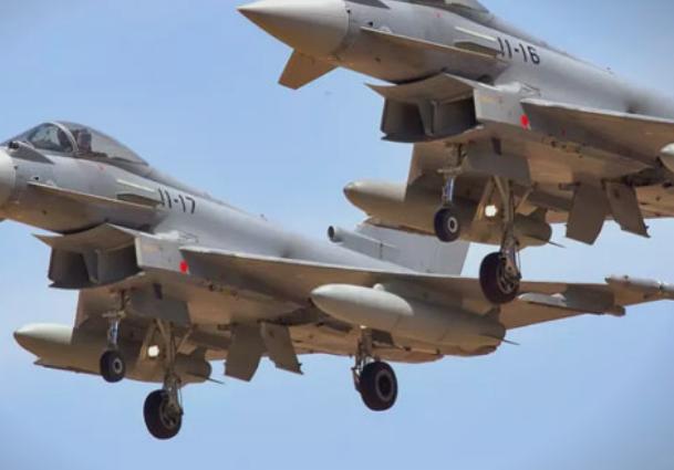 Американската војска изведе лет над Украина