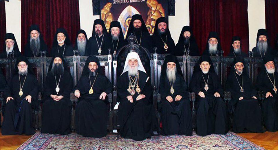 Светиот архиерејски Собор на Српската православна црква е за дијалог со МПЦ